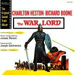 Jerome Moross - The War Lord soundtrack CD