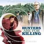 Jerry Fielding - Hunters are for Killing soundtrack CD cover