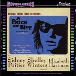 Jerry Goldsmith: A Patch of Blue - film score album cover