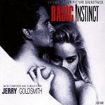 Jerry Goldsmith: Basic Instinct - soundtrack CD cover