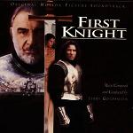 Jerry Goldsmith: First Knight - soundtrack CD cover