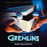 Jerry Goldsmith: Gremlins - soundtrack CD cover