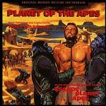 Jerry Goldsmith: Planet of the Apes - soundtrack CD cover