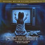 Jerry Goldsmith: Poltergeist - soundtrack CD cover