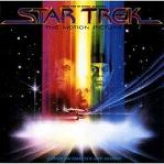 Jerry Goldsmith - Star Trek: The Motion Picture - soundtrack CD cover