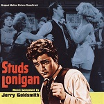 Jerry Goldsmith: Studs Lonigan - film score album cover