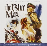 Jerry Goldsmith: The Blue Max - film score album cover