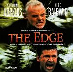 Jerry Goldsmith: The Edge - soundtrack CD cover
