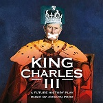 Jocelyn Pook: King Charles III - film score album cover