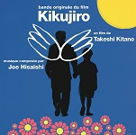 Joe Hisaishi: Kikujiro - 2016 re-release cover