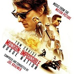 Joe Kraemer - Mission Impossible: Rogue Nation - film score soundtrack album cover