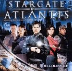 Joel Goldsmith: Stargate Atlantis - soundtrack CD cover