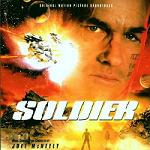 Joel McNeely - Soldier soundtrack CD cover