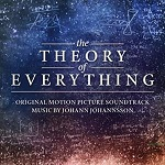 Johann Johannsson: The Theory of Everything - film score soundtrack album cover