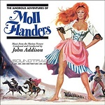 John Addison: Moll Flanders - album cover