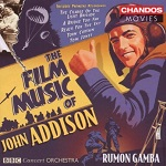 The Film Music of John Addison - album cover