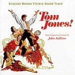 John Addison: Tom Jones - album cover