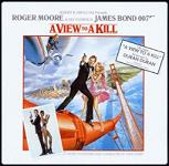 John Barry: A View to a Kill soundtrack CD cover