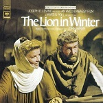 John Barry: The Lion in Winter - album cover