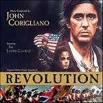 John Corigliano - Revolution soundtrack CD cover