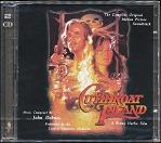 John Debney - Cutthroat Island extended edition cover