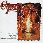 John Debney - Cutthroat Island soundtrack CD cover
