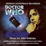 John Debney: Doctor Who score CD - released as a promotional item by the composer