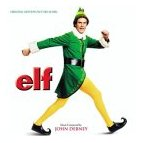 John Debney - Elf soundtrack CD cover