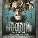 John Debney - Houdini Volume 1 soundtrack album cover