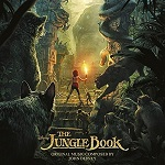 John Debney: The Jungle Book - film score CD cover