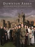 John Lunn: Downton Abbey - sheet music book cover