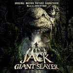 John Ottman: Jack the Giant Slayer - soundtrack CD cover