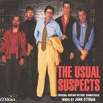 John Ottman: The Usual Suspects - soundtrack CD cover
