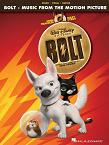 John Powell - Bolt piano sheet music cover