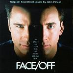 John Powell - Face/Off soundtrack CD cover