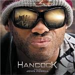 John Powell - Hancock soundtrack CD cover