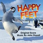 John Powell - Happy Feet soundtrack CD cover
