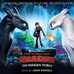 John Powell - How to Train your Dragon: The Hidden World - film score album cover
