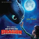 John Powell - How to Train Your Dragon CD cover