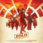 Solo: A Star Wars Story by John Powell - album cover