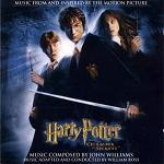 John Williams: Harry potter and the Chamber of Secrets - soundtrack CD cover