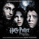 John Williams: Harry potter and the Prisoner of Azkaban - soundtrack CD cover