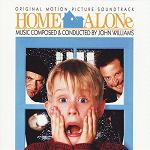 John Williams - Home Alone soundtrack CD cover