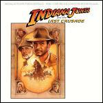 John Williams - Indiana Jones and the Last Crusade soundtrack CD cover