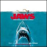 John Williams - Jaws 25th Anniversary Edition CD cover