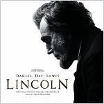 John Williams: Lincoln - soundtrack CD cover
