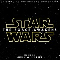 John Williams - Star Wars: The Force Awakens - film score soundtrack album cover