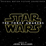 John Williams - Star Wars: The Force Awakens - film score album cover