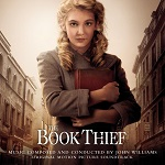 John Williams: The Book Thief - soundtrack album CD cover