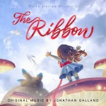 Jonathan Galland: The Ribbon - film score album cover